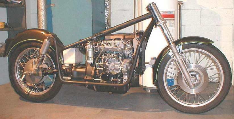 DieselBike net | B M W  Diesel Motorcycles