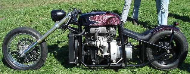 Dieselbike Net Motorcycles Using Daihatsu Briggs And