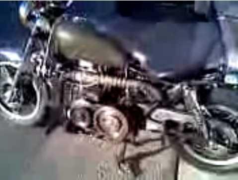 honda cbr 650. Dean#39;s Bio-diesel Honda
