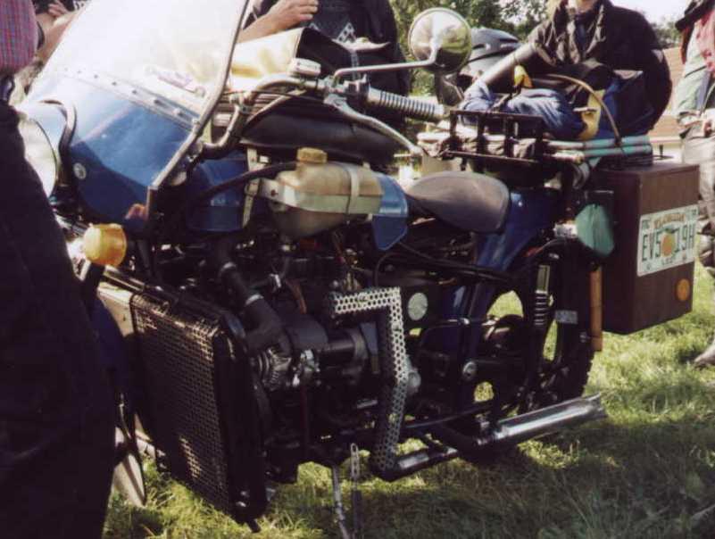 Dieselbike Net Private Diesel Motorbikes I To R By Engine