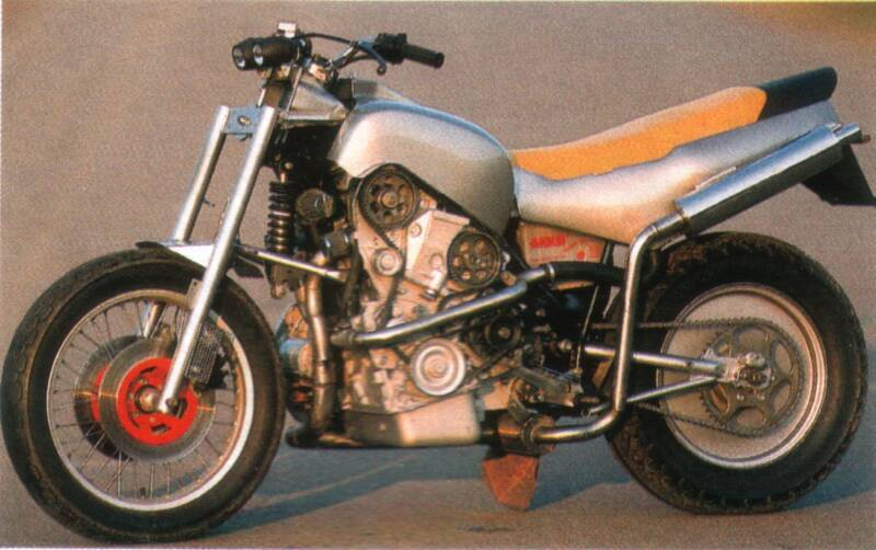 How to make motorcycle homemade