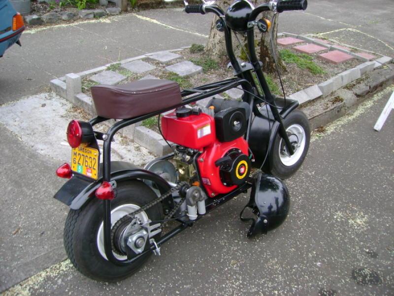 DieselBike Diesel Scooters
